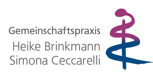 Logo Gemeinschaftspraxis Heike Brinkmann und Simona Ceccarelli, Hannover