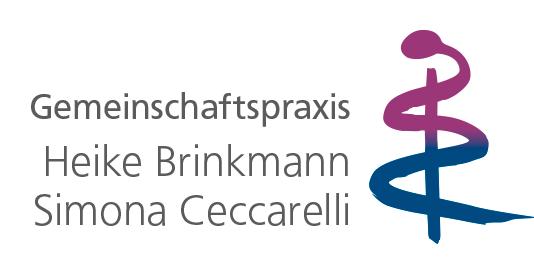 Logo Gemeinschaftspraxis Heike Brinkmann und Simona Ceccarelli, Hannover Waldheim